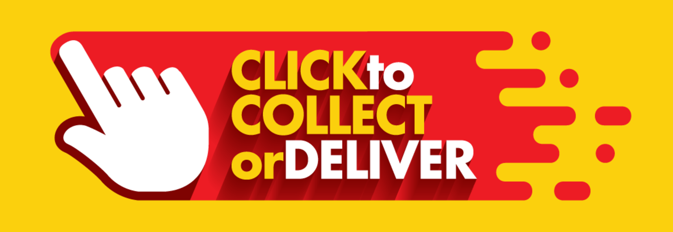 Introducing Click to Collect, the easy way to shop